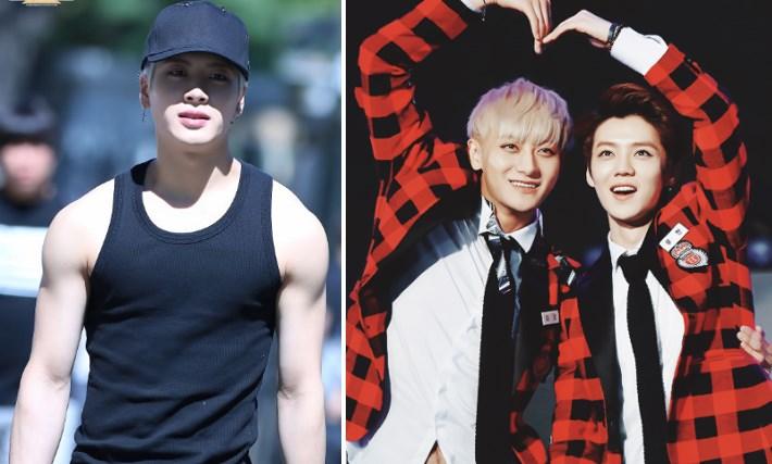 Mulai-Aktif-di-Tiongkok,-Jackson-GOT7-Dekat-Dengan-Mantan-EXO-Luhan-dan-Tao