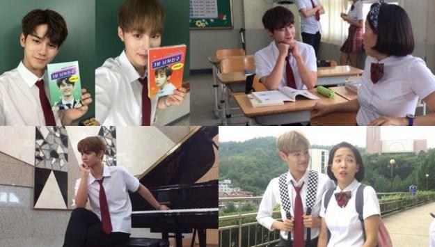 Tampil-Berseragam,-'SNL-Korea'-Rusuh-Kedatangan-Wanna-One.