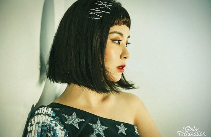 Teaser-Ke-6-Comeback-SNSD-'Holiday-Night',-Seohyun-Tampil-Cantik-Dengan-Rambut-Pendek