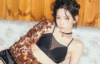 Teaser-Ke-7 Comeback-SNSD-'Holiday-Night',-Taeyeon-Kenang-Masa-Debut