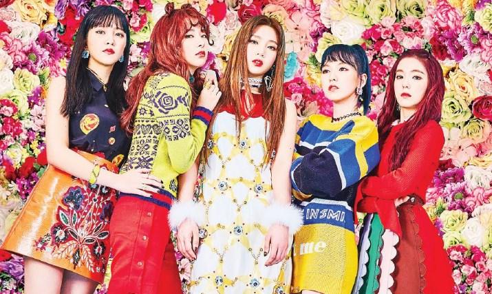 Daftar-Member-Red-Velvet-Tercantik-2017