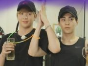 Daniel-Wanna-One-dan-Xiumin-EXO-Puncaki-Daftar-Bintang-Variety-Terpopuler