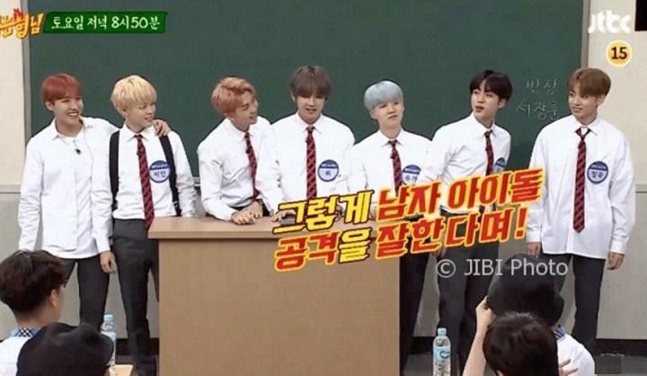 Datang-Ke-'Knowing-Brother',-Member-BTS-Buat-Malu-Diri-Sendiri