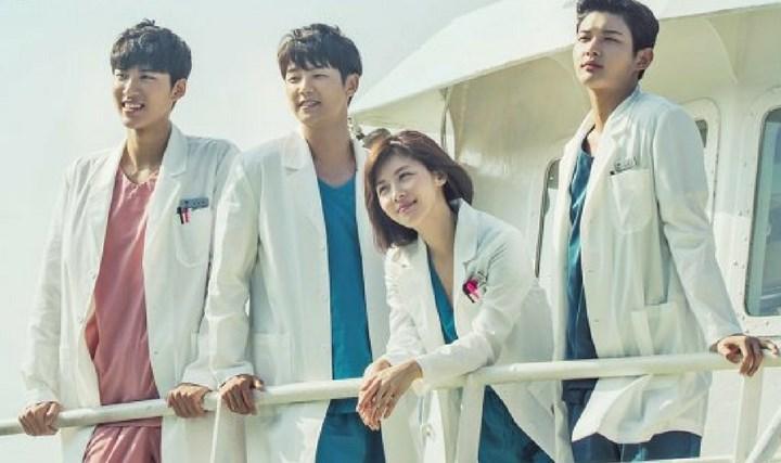 Gagal-Jadi-Favorit,-Kritikan-Akting-Minhyuk-CNBLUE-Di-Drama-'Hospital-Ship'-Buat-Rating-Anjlok