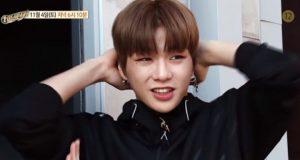 Kelelahan,-Kang-Daniel-Wanna-One-Ketiduran-Saat-Syuting-'Master-Key'
