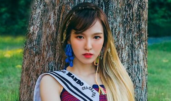 Manisnya-Wendy-Red-Velvet-Buatkan-Kue-Spesial-Untuk-Fans