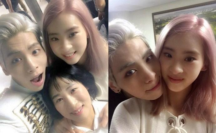 Mengenal-Kim-Sodam,-Kakak-Perempuan-Yang-Terima-Pesan-Perpisahan-Jonghyun-SHINee