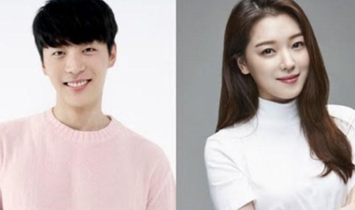 Shin-Hyun-Soo-Dan-Bintang-'Descendant-of-the-Sun'-Jo-Woo-Ri-Resmi-Pacaran