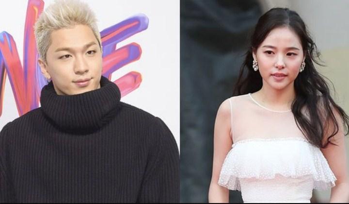 Taeyang-Big-Bang-Dan-Min-Hyo-Rin-Konfirmasi-Pernikahan-Di-Bulan-Februari-2018