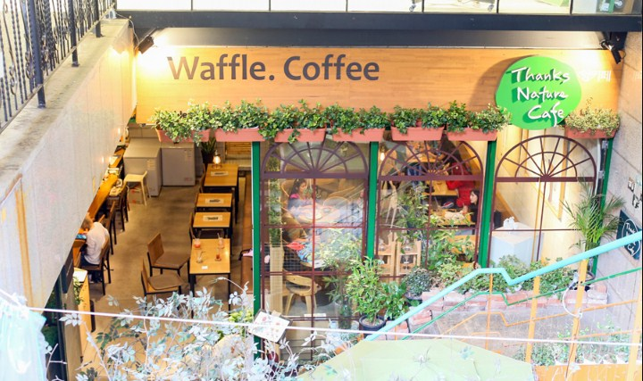 7-Cafe-Unik-Di-Kota-Seoul,-Rugi-Jika-Tidak-Dikunjungi!-Thanks-Nature-Cafe