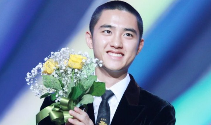 D.O-Menang-Best-New-Actor-Di-'Blue-Dragon-Film-Awards',-Member-EXO-Lainnya-Tak-Begitu-Antusias