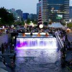 Daftar-Tempat-Wisata-Romantis-Di-Korea-Selatan-Cheonggyecheon-Stream