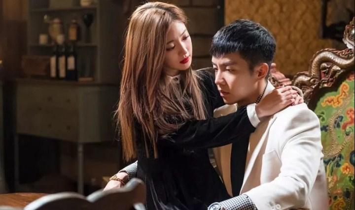Foto-Lee-Se-Young-Dipangkuan-Lee-Seung-Gi-Dalam-'Hwayuki'-Bikin-Penasaran-Penonton