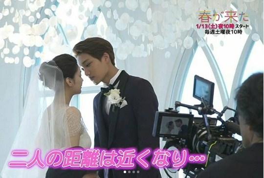 Jelang-Tamat,-Romantisnya-Foto-Pernikahan-Kai-EXO-Di-'Spring-Has-Come'
