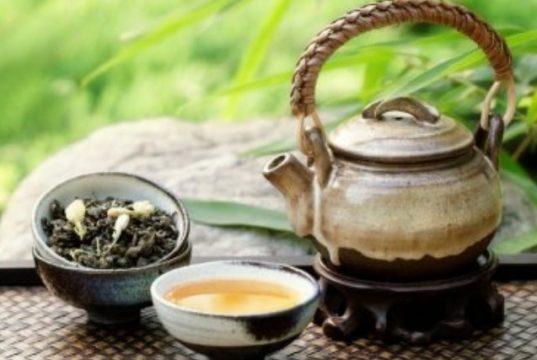 Macam-Macam-Minuman-Tradisional-Korea-Selatan-Nok-Cha-(Green-Tea)