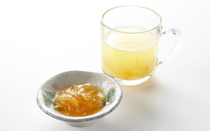 Macam-Macam-Minuman-Tradisional-Korea-Selatan-Yujacha-(Citron-Tea)