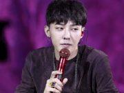 Foto-G-Dragon-Big-Bang-Cidera-Saat-Wajib-Militer,-Fans-Heboh