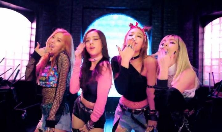 'Boombayah'-MV-Pertama-Black-Pink-Yang-Tembus-300-Juta-Penonton