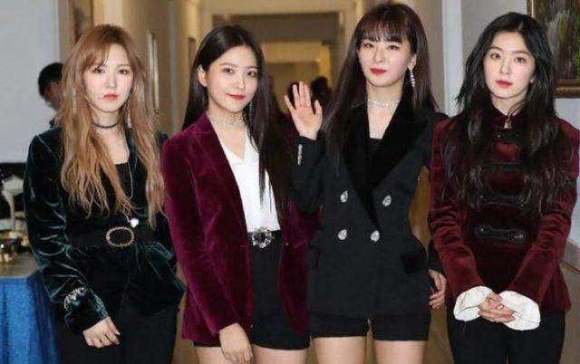 Performa-Red-Velvet-Ditanggapi-Buruk-Oleh-Penonton-Korea-Utara,-SM-Entertainment-Dikritik