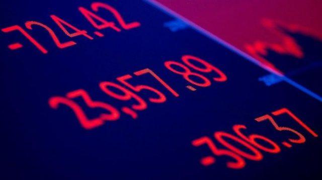 IMF Beri Sentimen Buruk, Dow Jones Dibuka Anjlok 200 Poin