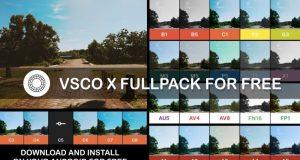 VSCO Fullpack Mod Apk