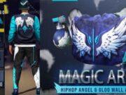 Cara Mendapatkan Celana Angel Wings Free Fire 2021, Item Langka!
