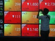 Bursa Asia Berbahagia, IHSG Sukses Nanjak Kembali ke 6.100