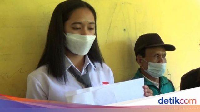 Lara Siswi Asal Mamasa Gagal Jadi Paskibraka Gegara Corona