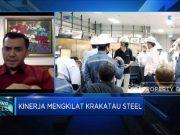 Jurus Silmy Karim Dorong Transformasi Bisnis Krakatau Steet