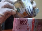 Tembus Pola Rectangle, Rupiah Punya Peluang ke Rp 14.350/US$