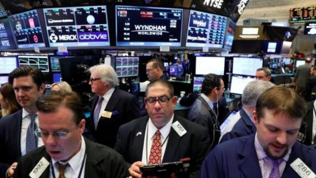 Saham Vaksin Terkerek, Dow Jones Dibuka Melompat 204 Poin