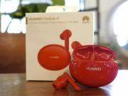 Huawei FreeBuds 4 harga Rp2 jutaan!