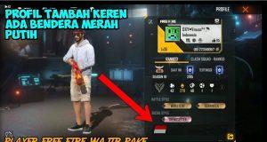 Kode Bendera Indonesia FF Begini Cara Memasang Pada Profil Free Fire iencsea.id