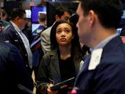 Masih Didera Kecemasan Seputar Tapering, Dow Futures Melemah