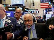 Dow Jones Dibuka Anjlok 156 Poin