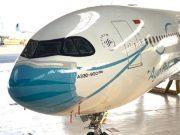 Deal! Garuda Lolos dari Gugatan Pailit, 9 Pesawat Direlokasi