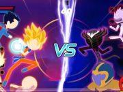 Download Super Stick Fight All-Star Hero MOD APK v2.0 Unlimited Money