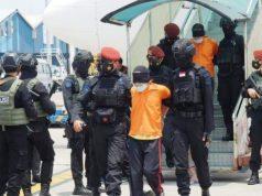 11 Terduga Teroris Asal Jatim Diangkut ke Jakarta