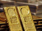 Emas Dunia Sepekan Menguat, Kini di Level US$ 1.826/troy ons