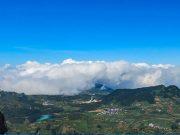 Kabar Gembira! Seluruh Jalur Pendakian Gunung Prau Sudah Buka Lagi