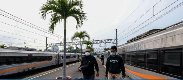 Harga Rapid Antigen di Stasiun Kereta Api Turun Jadi Rp 45.000