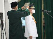 Gubernur Lantik Muhammad Yusuf Jadi Wali Kota Tasikmalaya