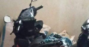 Empat bandit gasak motor di Gunung Anyar Tambak