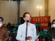 Jokowi: Covid-19 Tidak Akan Hilang Dalam Waktu Dekat