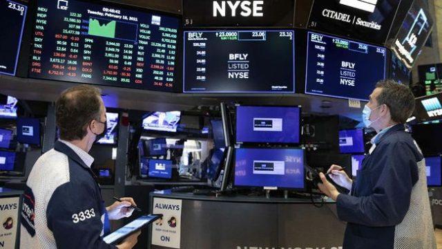 Wall Street Dibuka Menguat Sambut Menipisnya Klaim Penganggur