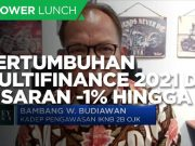 Pertumbuhan Multifinance 2021 di Kisaran -1% Hingga 1%