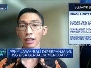 PPKM Jawa-Bali Diperpanjang, IHSG Berhasil Dibuka Menguat